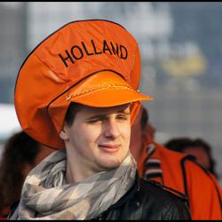 Oranje fan