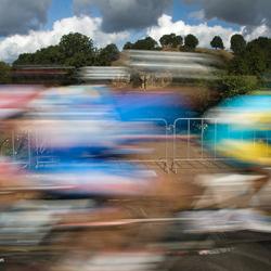 WK wielrennen, maar dan anders