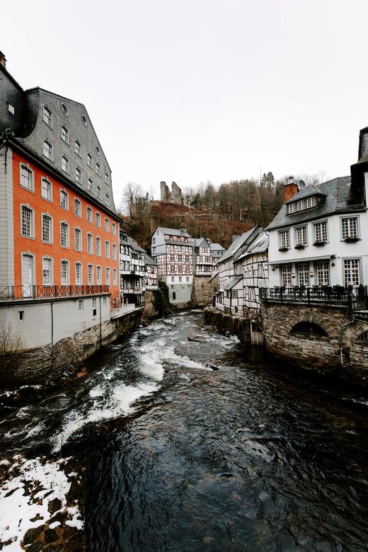 Monschau in de Eifel