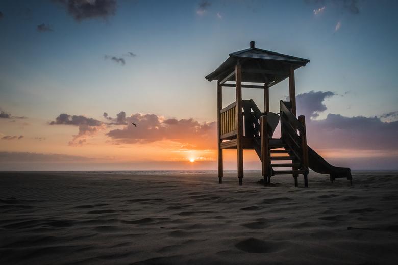 De kracht van eenvoud - Mooi hoe eenvoudig een foto kan zijn. Gemaakt tijdens een aantal dagen vakantie aan de kust.