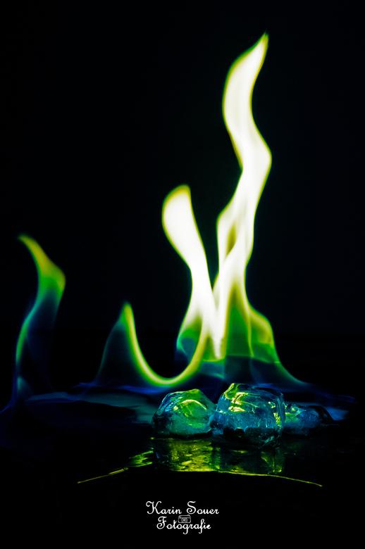 water en vuur -