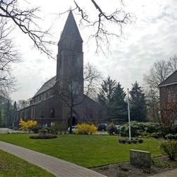 Nederland Sint Lambertus kerk te Gemonde
