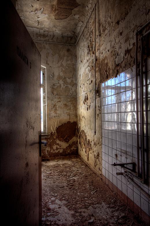 Russian Sanatorium 4 - Op 20-11-2010 hebben Jos,Ewout,bastiaan en ik een bezoek aan dit sanatorium<br /> <br /> Het is een hdr foto<br /> <br /> K