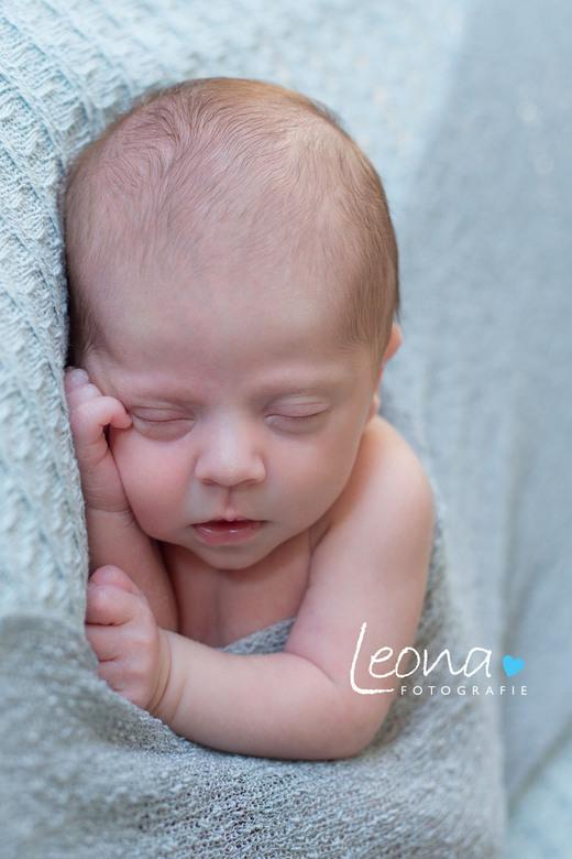 Milan - Ik ben dit jaar begonnen met Newborn en baby fotografie. Dit is een foto van mijn 3e shoot.