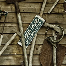 bewerkt hout
