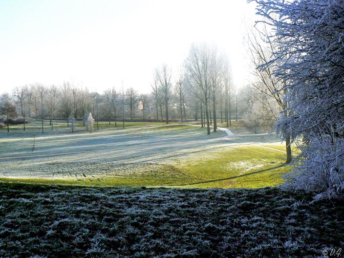 Crystal White 5 - 22 december Hoogeveen<br /> <br /> En toen, op 22 december, werd het alleen nog maar beter. De zon kwam achter de wolken vandaan e