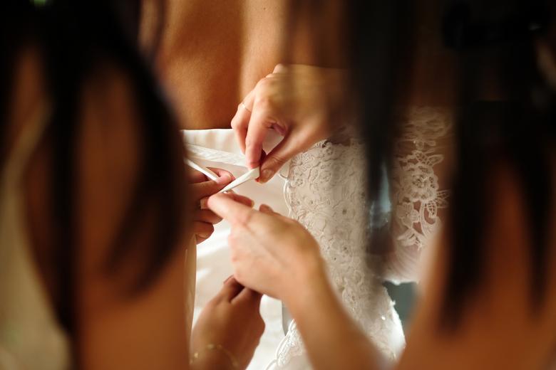 Voor de bruiloft 1