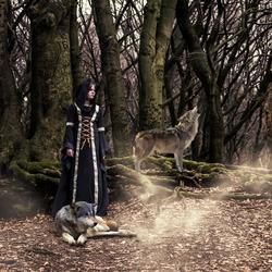 Gardians of the woods....