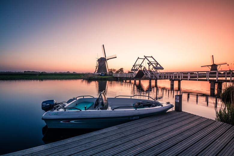 kinderdijk - Nederlandwaterland