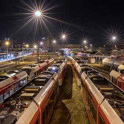 NS station Groningen