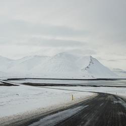Iceland - Black & White
