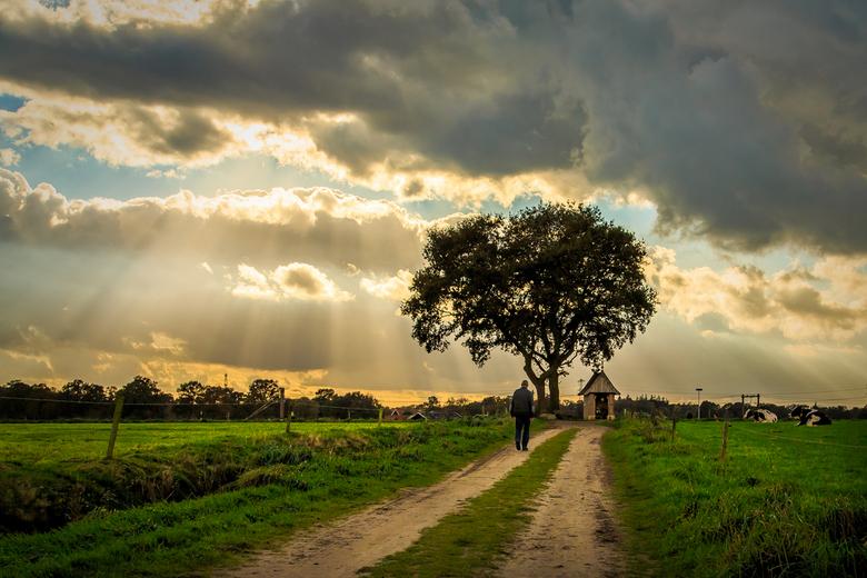 The Voice - Wandeling naar het kapelletje in Zenderen