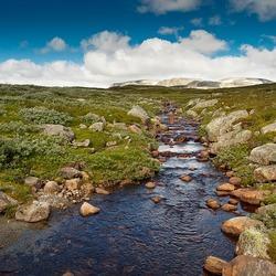 Hallingskarvet nasjonalpark - Prestholtskarvet
