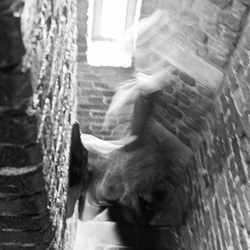 ghost in the Domtower