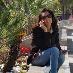 Relaxed en vrolijk gesprek