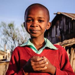 Faces from Kenya