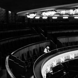 Tuschinski Theater - Vrouw