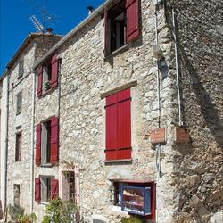 Sainte Agnès (bij Menton)