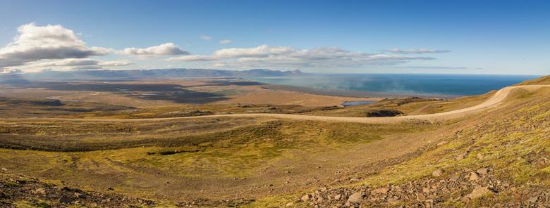 Zicht op de Groenlandzee - Zicht op de Groenlandzee