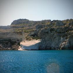 CLIFF/ROCKS GREECE