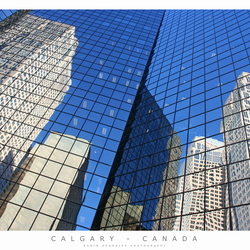 Calgary reflections