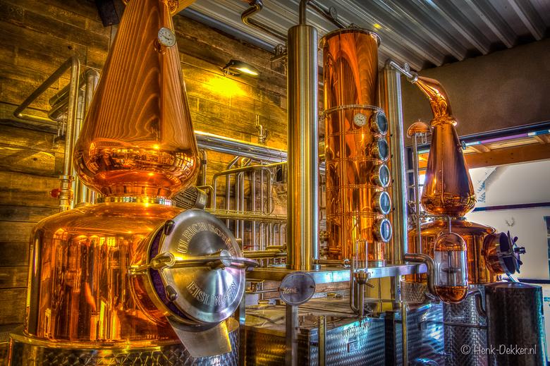 Rügener Insel Brauerei - Rügener Insel Brauerei. HDR