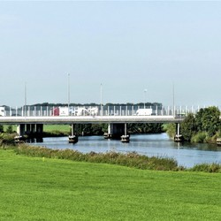 P1120955 Zwolle in omg  A28  over de Ov Vecht  bij zwolle 15 sept 2020