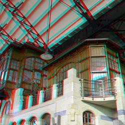 Station Haarlem 3D