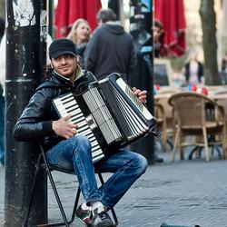 Straatmuziek Den Haag