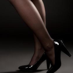 Glamour legs!
