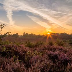 Sunrise op de Posbank