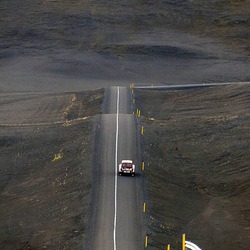 Iceland - Road to nowhere