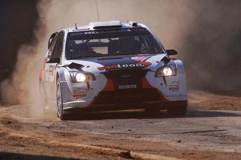 Beating the dust - Eerder dit jaar was ik in België; een dagje Rally kijken en fotograferen. Namelijk tijdens de &quot;Rallye de Wallonie 2010&quot;.<