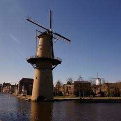 Schiedam de stad van de molens