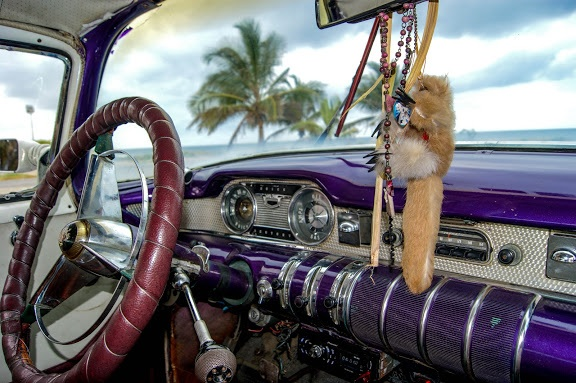 Old timer Cuba