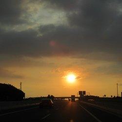 Towards the Sun...