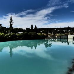 lake takepo, nieuw zeeland