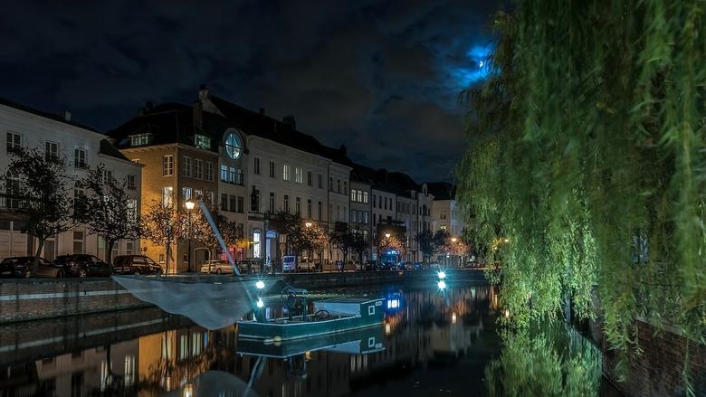 Avond in Lier  (4)