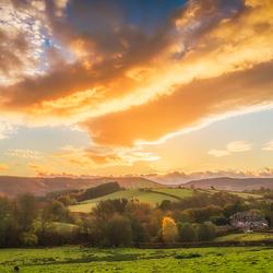 Wales panorama