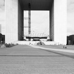 Parijs Grande Arche
