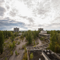 Nuclear Ghost Town