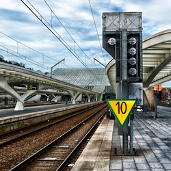 Last train?