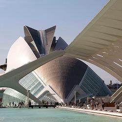 Stad van de Kunst en de Wetenschap