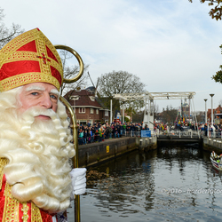Sint is weer in het land