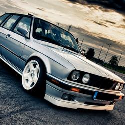 old skool BMW