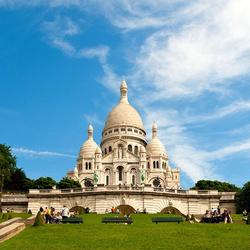 Frankrijk Parijs Montmartre