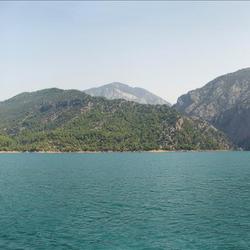 Turkije, Green Canyon