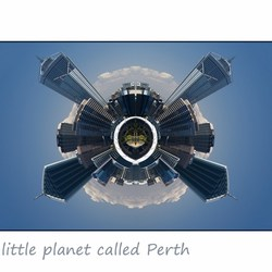 A little planet called Perth