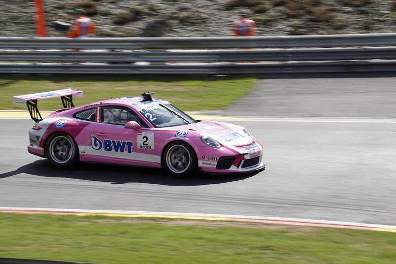 Pink speed