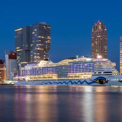 Cruiseschip Rotterdam